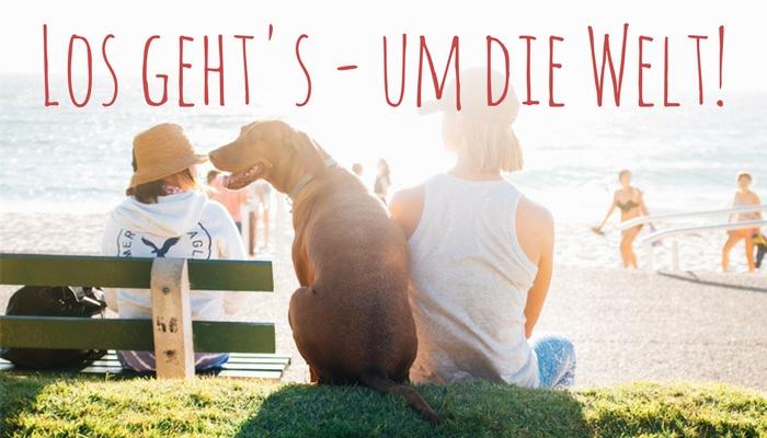 Los Geht's – Um Die Ganze Welt!