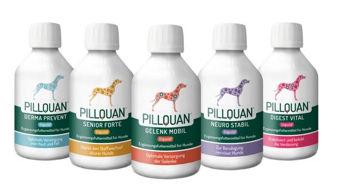 Produkttest: PILLQUAN@ Nahrungsergänzung Für Hunde